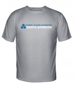 Mens Santa Barbara City Code Tee