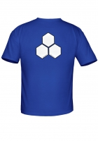 White Curren Hex Tee