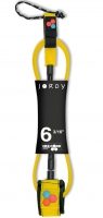 Jordy Smith Hex Cord 6' Comp Leash