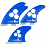 FCS II GAM PC 5 Fin Set