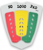 No Logo 3pc Arch Pad