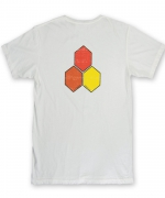 Curren Distressed Hex Tee