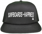 Surboards = Happiness Trucker Hat